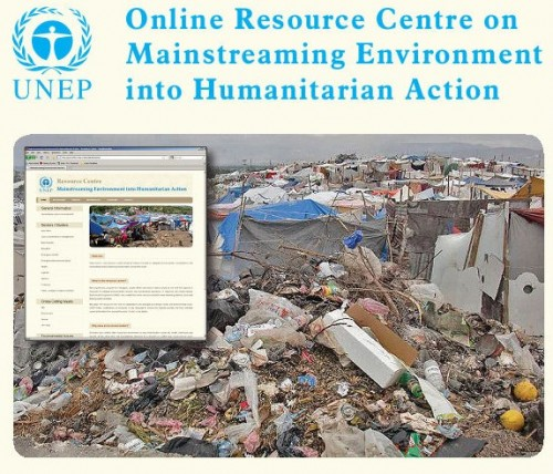 Mainstreaming the Environment into Humanitarian Action