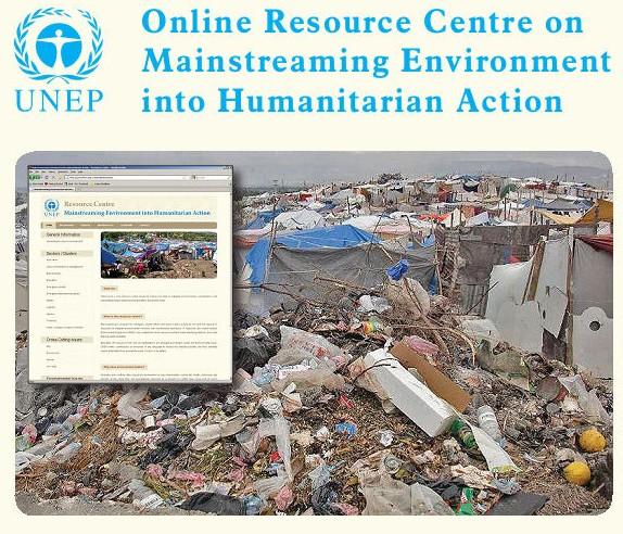 Mainstreaming the Environment into Humanitarian Action